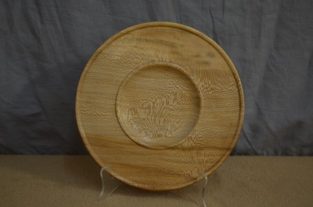 Sycamore plate by Mel Bryan